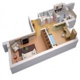 Снять 2-х комнатную квартиру